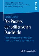Der Prozess der prüferischen Durchsicht - Struk...