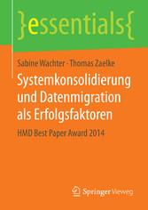 Systemkonsolidierung und Datenmigration als Erf...