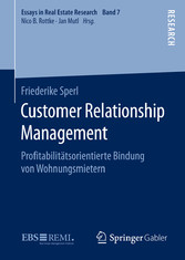Customer Relationship Management - Pro?tabilitä...