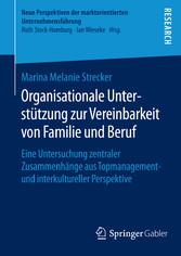 Organisationale Unterstützung zur Vereinbarkeit...