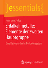 Erdalkalimetalle: Elemente der zweiten Hauptgruppe - Eine Reise durch das Periodensystem