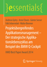 Projektübergreifendes Applikationsmanagement - ...