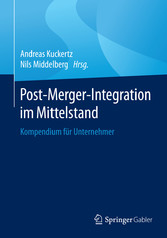 Post-Merger-Integration im Mittelstand - Kompen...