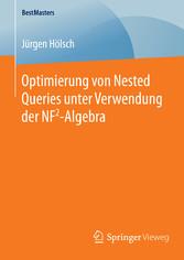 Optimierung von Nested Queries unter Verwendung...