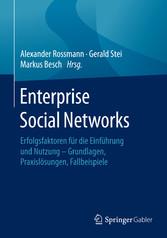 Enterprise Social Networks - Erfolgsfaktoren fü...