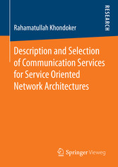 Description and Selection of Communication Serv...