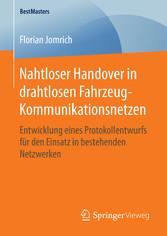 Nahtloser Handover in drahtlosen Fahrzeug-Kommu...