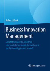 Business Innovation Management - Geschäftsmodel...