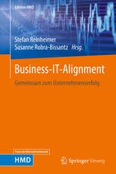 Business-IT-Alignment - Gemeinsam zum Unternehm...