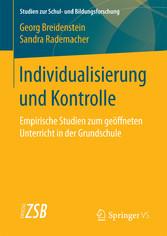 Individualisierung und Kontrolle - Empirische S...