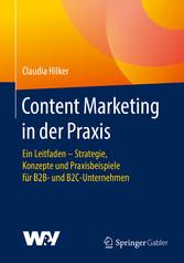 Content Marketing in der Praxis - Ein Leitfaden...