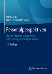 Personalperspektiven - Human Resource Managemen...