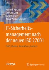 IT-Sicherheitsmanagement nach der neuen ISO 270...