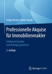 Professionelle Akquise für Immobilienmakler - E...