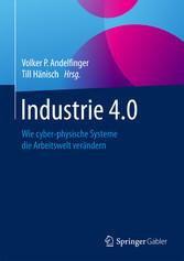 Industrie 4.0 - Wie cyber-physische Systeme die...