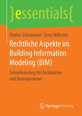 Rechtliche Aspekte im Building Information Mode...
