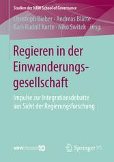 Regieren in der Einwanderungsgesellschaft - Imp...