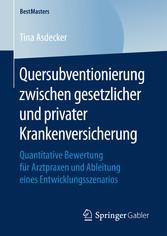 Quersubventionierung zwischen gesetzlicher und ...