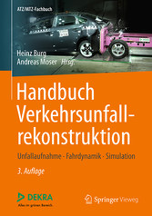 Handbuch Verkehrsunfallrekonstruktion - Unfalla...