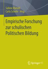 Empirische Forschung zur schulischen Politische...