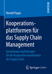 Kooperationsplattformen für das Supply Chain Ma...
