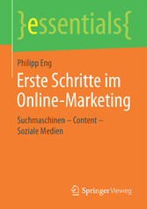 Erste Schritte im Online-Marketing - Suchmaschi...