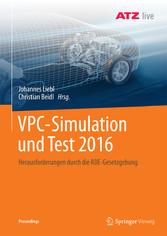 VPC - Simulation und Test 2016 - Herausforderun...