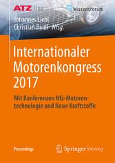 Internationaler Motorenkongress 2017 - Mit Konf...