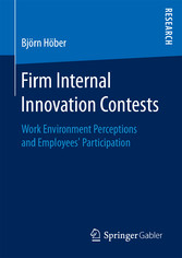 Firm Internal Innovation Contests - Work Enviro...