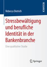 Stressbewältigung und berufliche Identität in d...
