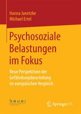 Psychosoziale Belastungen im Fokus - Neue Persp...