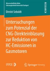 Untersuchungen zum Potenzial der CNG-Direkteinb...