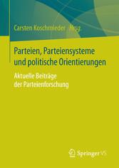 Parteien, Parteiensysteme und politische Orient...