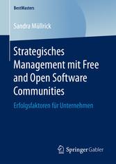 Strategisches Management mit Free and Open Soft...