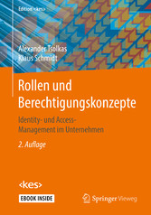 Rollen und Berechtigungskonzepte - Identity- un...