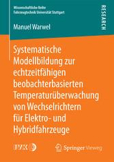 Systematische Modellbildung zur echtzeitfähigen...