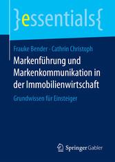 Markenführung und Markenkommunikation in der Im...