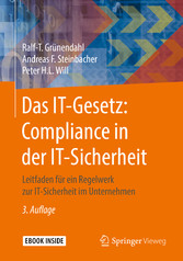 Das IT-Gesetz: Compliance in der IT-Sicherheit ...