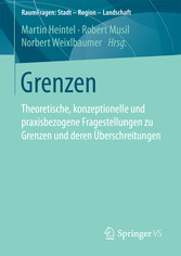 Grenzen - Theoretische, konzeptionelle und prax...
