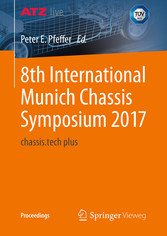 8th International Munich Chassis Symposium 2017...