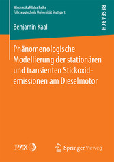 Phänomenologische Modellierung der stationären ...