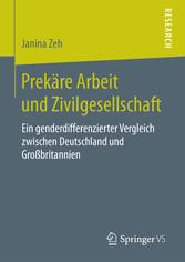 Prekäre Arbeit und Zivilgesellschaft - Ein gend...