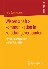 Wissenschaftskommunikation in Forschungsverbünd...