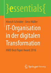 IT-Organisation in der digitalen Transformation...