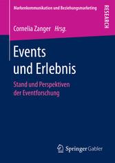 Events und Erlebnis - Stand und Perspektiven de...