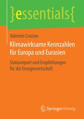 Klimawirksame Kennzahlen für Europa und Eurasie...