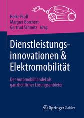 Dienstleistungsinnovationen und Elektromobilitä...