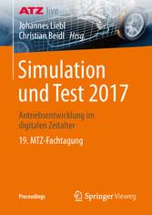 Simulation und Test 2017 - Antriebsentwicklung ...
