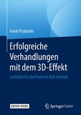 Erfolgreiche Verhandlungen mit dem 3D-Effekt - ...