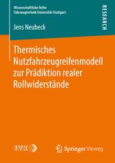 Thermisches Nutzfahrzeugreifenmodell zur Prädik...